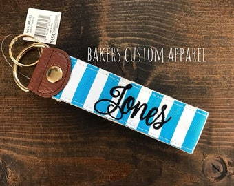 Name key chain etsy more colors urtaz Gallery