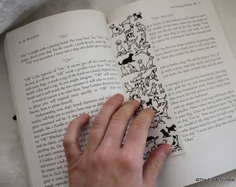 So Many Dogs - Bookmarks set of five