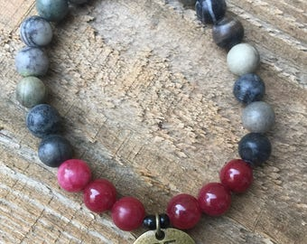 Wear Your Story Beaded Bracelet