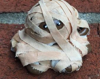 Mini marble friend Octopus Egyptian Mummy