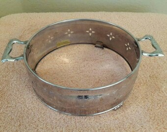 Vintage Casserole Dish Holder
