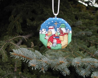3 Wise men pendant/ornament