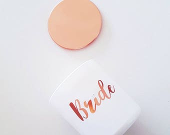 Bride Luxe Soy Candle