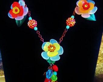 Penelope's Garden Necklace