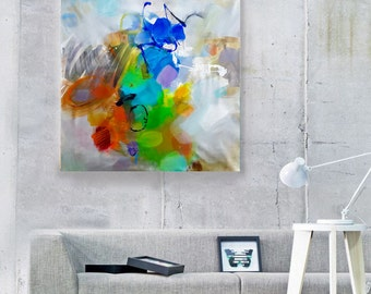 Modern Art Abstract Painting, Original Painting Canvas Art, Abstract Painting Canvas Art, Living Room Art, Large Abstract Painting,