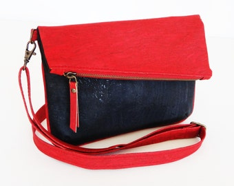 Cork Shoulder Strap Bag - FREE SHIPPING WORLWIDE - Vegan Eco-Friendly Mothers Day Gift Idea
