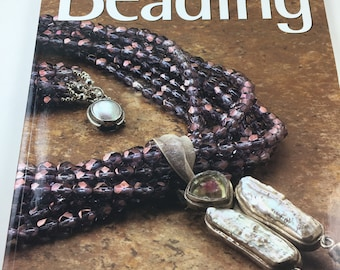 Beading Book Bead and Button Alice Korach  Jewelry and beading designs