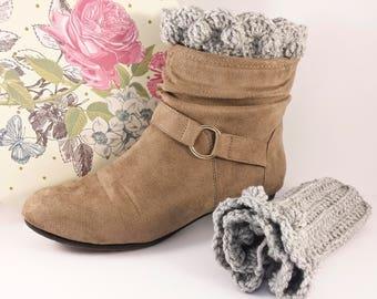 Boot Cuffs,Boot Cuffs Womens,Boot Cuffs Wool,Boot Cuffs Crochet,Boot Cuffs Women Crochet,Boot Cuffs,Boot Sock / Katarzyna Bodera, Sandycraft