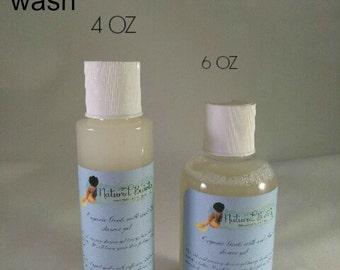 SALE! Organic Goats Milk & Shea Butter Shower Gel