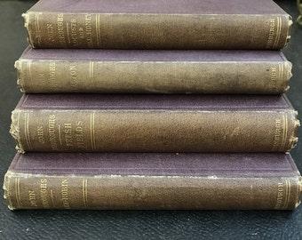 Four Antique John Burroughs Books!