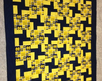 University of Michigan Quilt