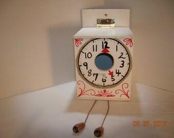 Clock Birdhouse