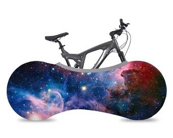VELOSOCK-MILLENNIUM, Bike cover Bike bag Bike accessories Bike gift Bicycle cover Bicycle accessories Bicycle art Bicycle bag Bicycle fabric