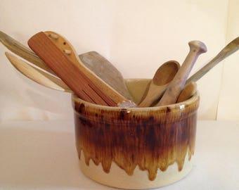 Classic Crock - Pottery Kitchen Crock