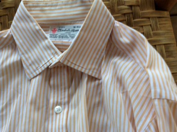 Super High End TURNBULL & ASSER Dress Shirt - 16/41 - Wear It to Your Office or With Your Jeans- small FAmwTq