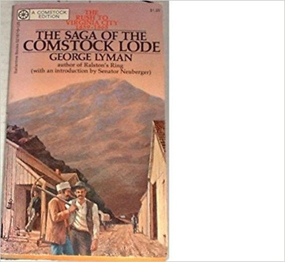 The Rush to Virginia City 1859-1865 (The Saga of the Comstock Lode)