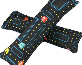 Eco-Kicker Catnip Cat Toy - Pac-Man