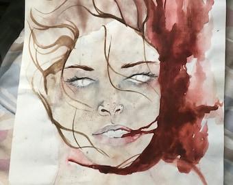 Dead Girl Series #1