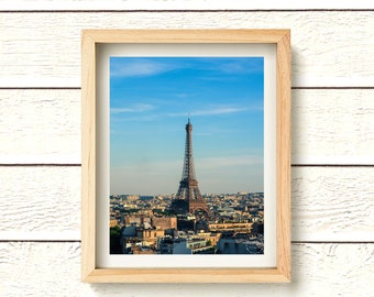 Eiffel Beauty ~ Fine Art Print (Unframed) ~ Travel Photography ~ Paris
