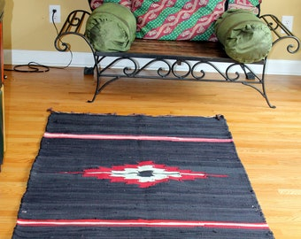 Aztec Rug Etsy