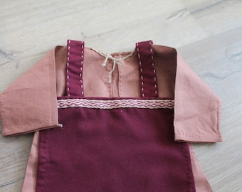 Viking clothes set for girl
