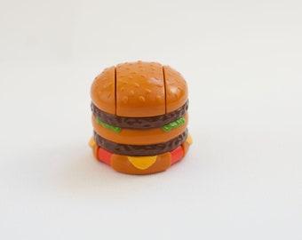 Vintage McDonalds Big Mac Transformer