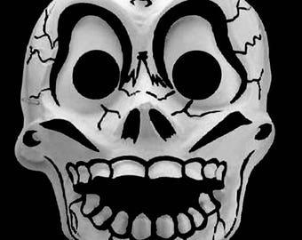 Glow In the Dark Skull Tee