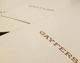 Gayfers Gift Box