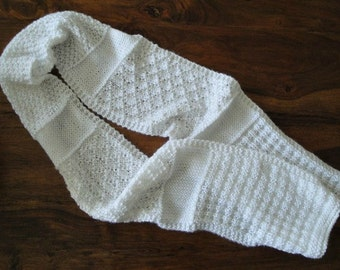 Knitting Pattern - Scarf
