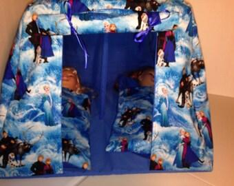 American Girl Disney Scenic Frozen Tent