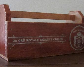 Wood Box, office storage, home organization