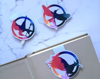 Hunger Games - Bookmarks & Stickers