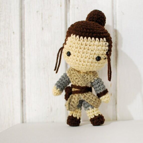 Rey de Star Wars Crochet Pattern Descarga Instantánea Rey