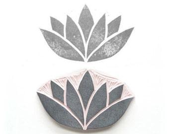 Lotus Stamp | 001004