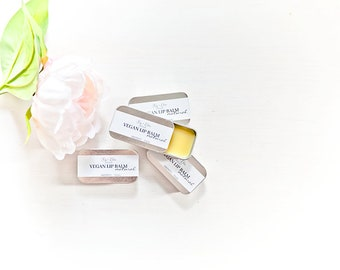 Natural vegan Lip balm