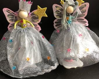 Star Fairy Art Doll