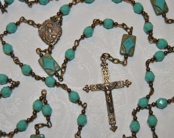French Style Rosary