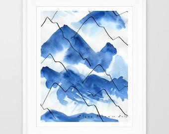 Printable Abstract  Art. Printable art prints. Downloadable prints. Poster download. Abstract printable art. Printable wall art