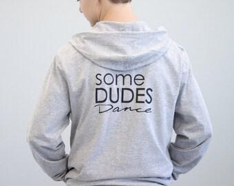 Some Dudes Dance Teen/Men Hoodie