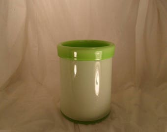 Cased Glass Container