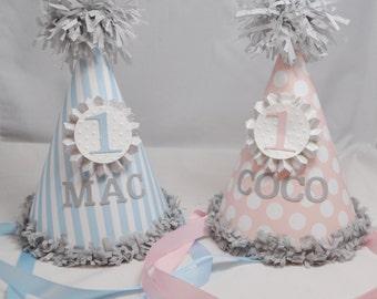 Twins Cake Smash Set 1st Birthday Boy Girl Twins Tutu