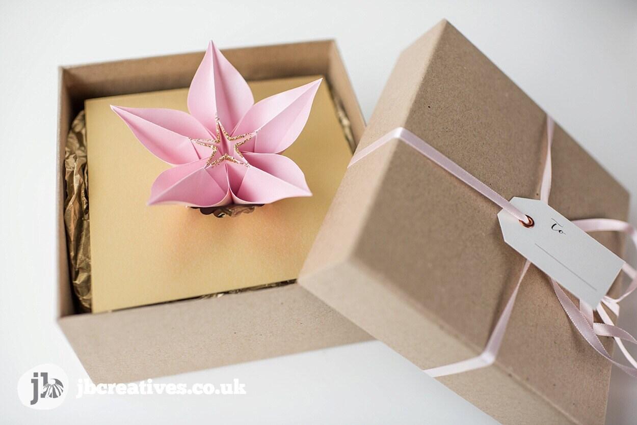 Comfortable origami wedding invitation photos invitation card origami boxed wedding invitationswedding inviteswedding jeuxipadfo Images
