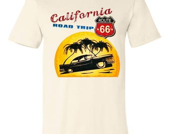 Vintage California Road Trip T-Shirt