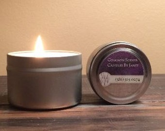 Candle Tins 2oz