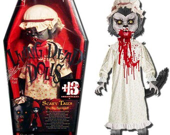 Living Dead Dolls Presents Scary Tales: The Big Bad Wolf by Living Dead Dolls
