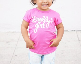 Daddy's Girl Shirt, Daddy's Girl Shirt, Daddy's Girl, Baby Girl Gift, Baby Shower Gift, Baby Girl Shirt, Expecting Dad Gift, Baby Girl