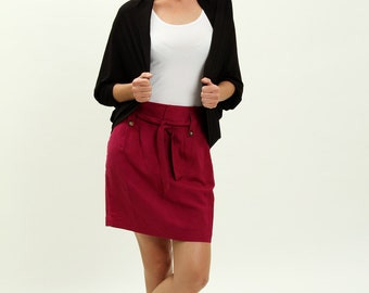 Black cardigan, black minimalist, cardigan for women, black cardigan sweater, cardigan women, light spring jacket