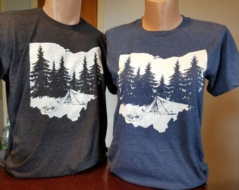 Camp Ohio Shirt