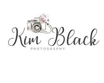 Photographer Logo |  Photography Logo | Photographer Watermark | Camera  Watermark