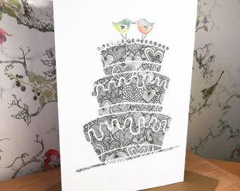 Anniversary Wedding card
